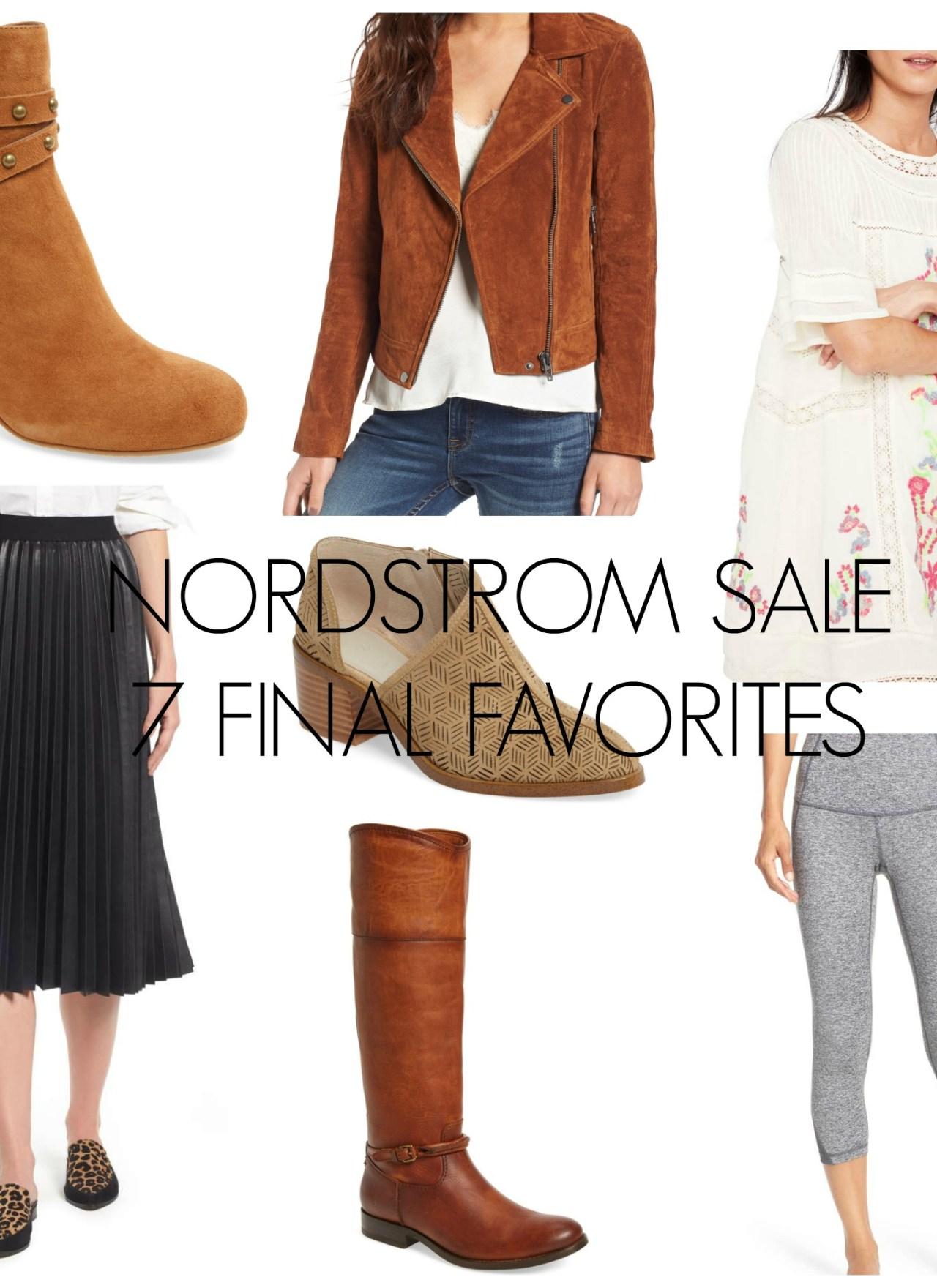 Nordstrom Sale 7 Final Favorites