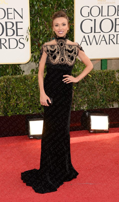 Fashion Blog | Best Dressed: 70th Golden Globe Awards 2013.