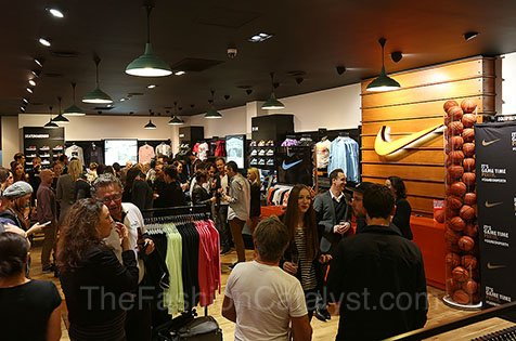 Nike Opens Perth Flagship Store In Perth's CBD