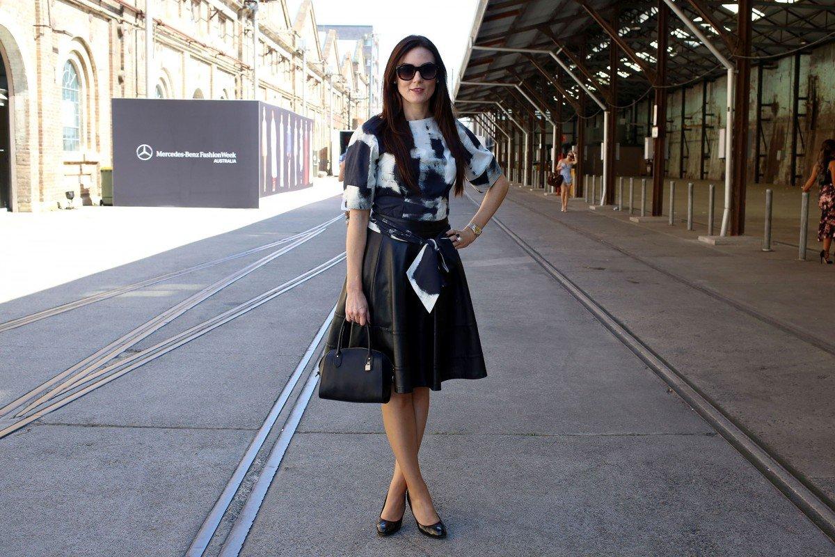 Mercedes-Benz Fashion Week Australia (MBFWA) 2015 | Sydney Street Style