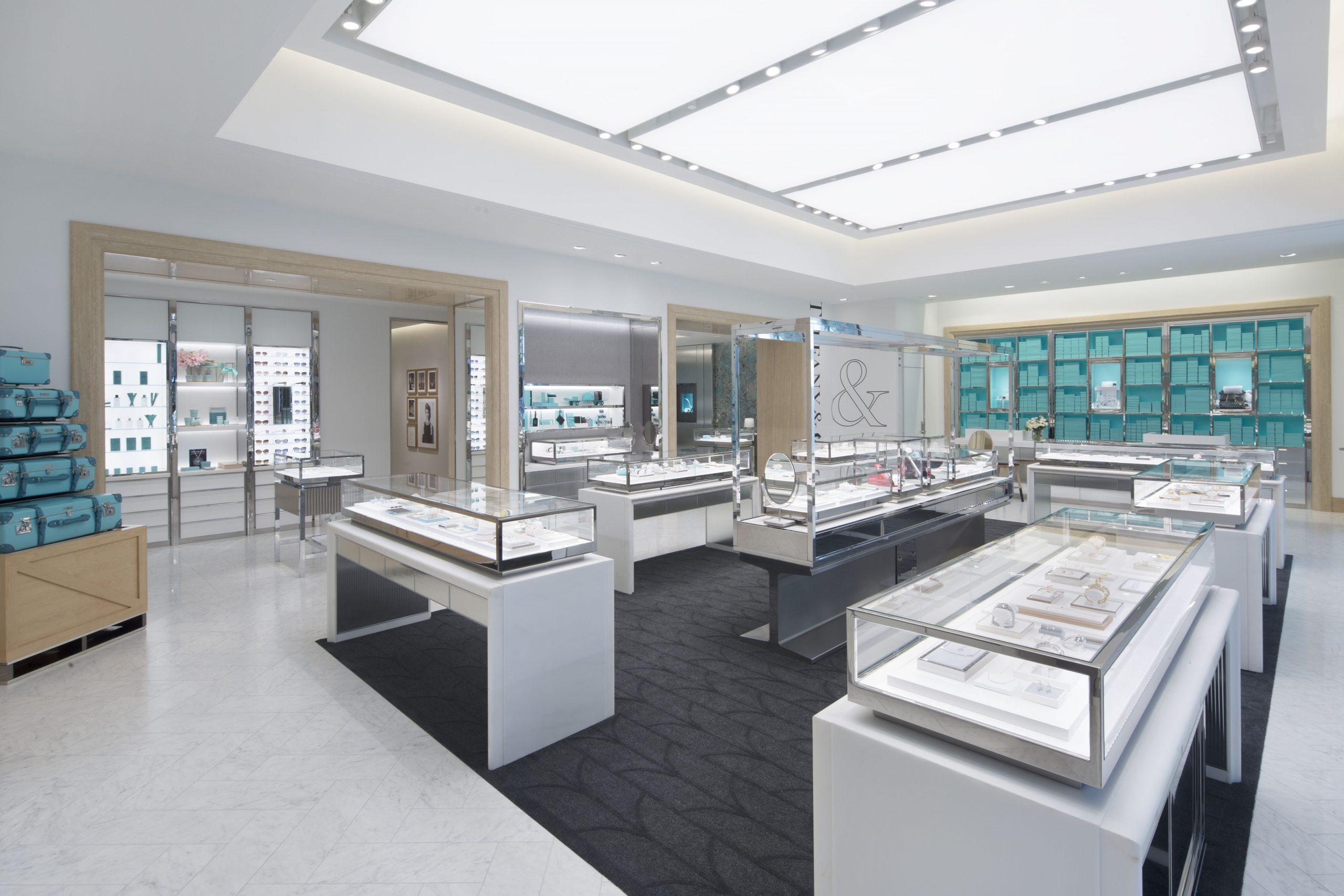 Inside Tiffany & Co Perth's Newly Designed Boutique