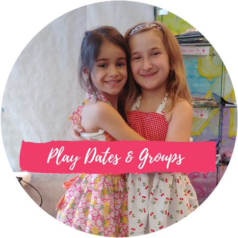 Play Dates and Group Lessons