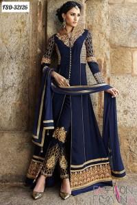 Wedding 2016 Latest Designer Anarkali Salwar Suits Online ...