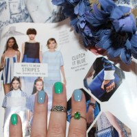 At Home Gel Nails Review with Barry M and George Cosmetics at Asda!