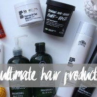 Favourites & Empties: Haircare