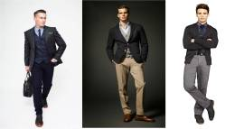 Business Casual Dress Attire Men
