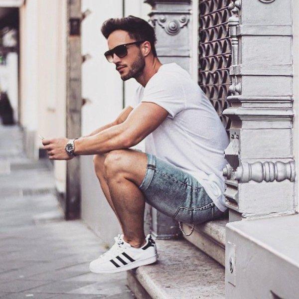 Tips Men Summer Fashion Style