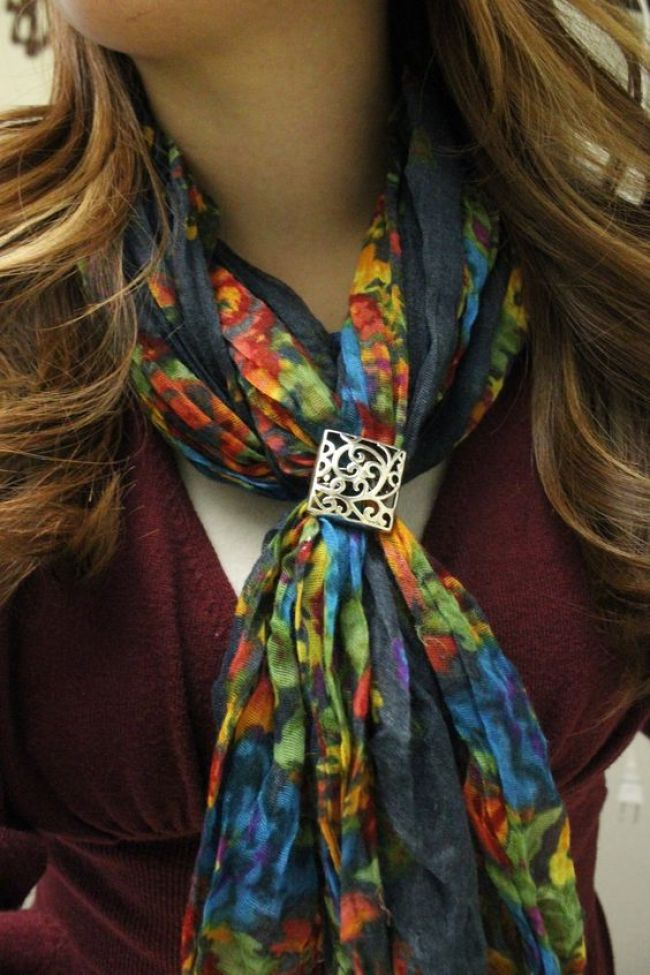 scarves fashion