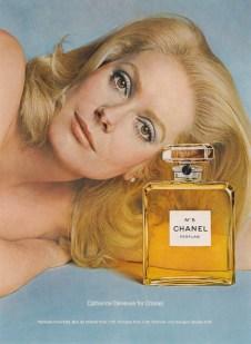 Chanel et Deneuve