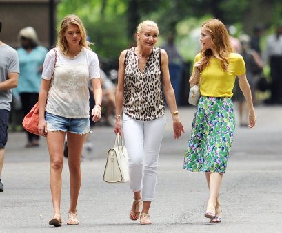 Cameron-Diaz-Set-Other-Woman-Pictures