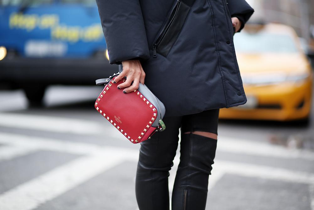 Image result for camera bag street style