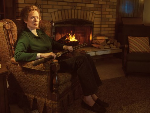 FARGO -- Pictured: Jean Smart as Floyd Gerhardt. CR: Mathias Clamer/FX
