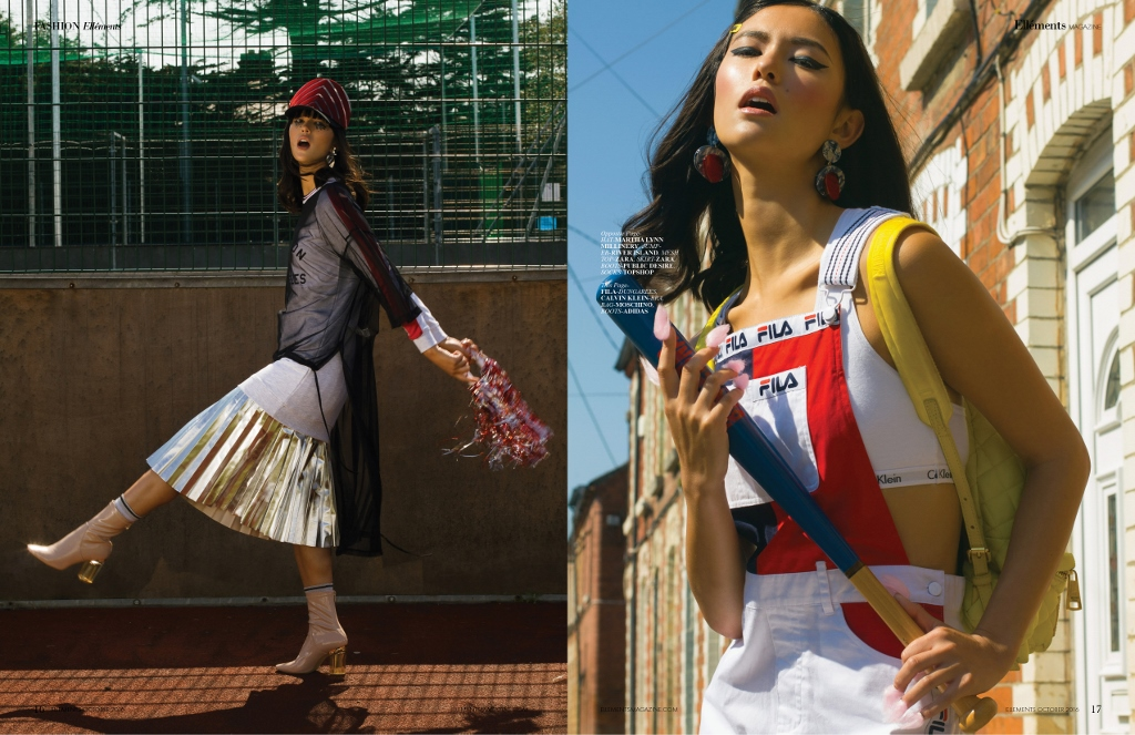 Mary Cate Smith fashion styling