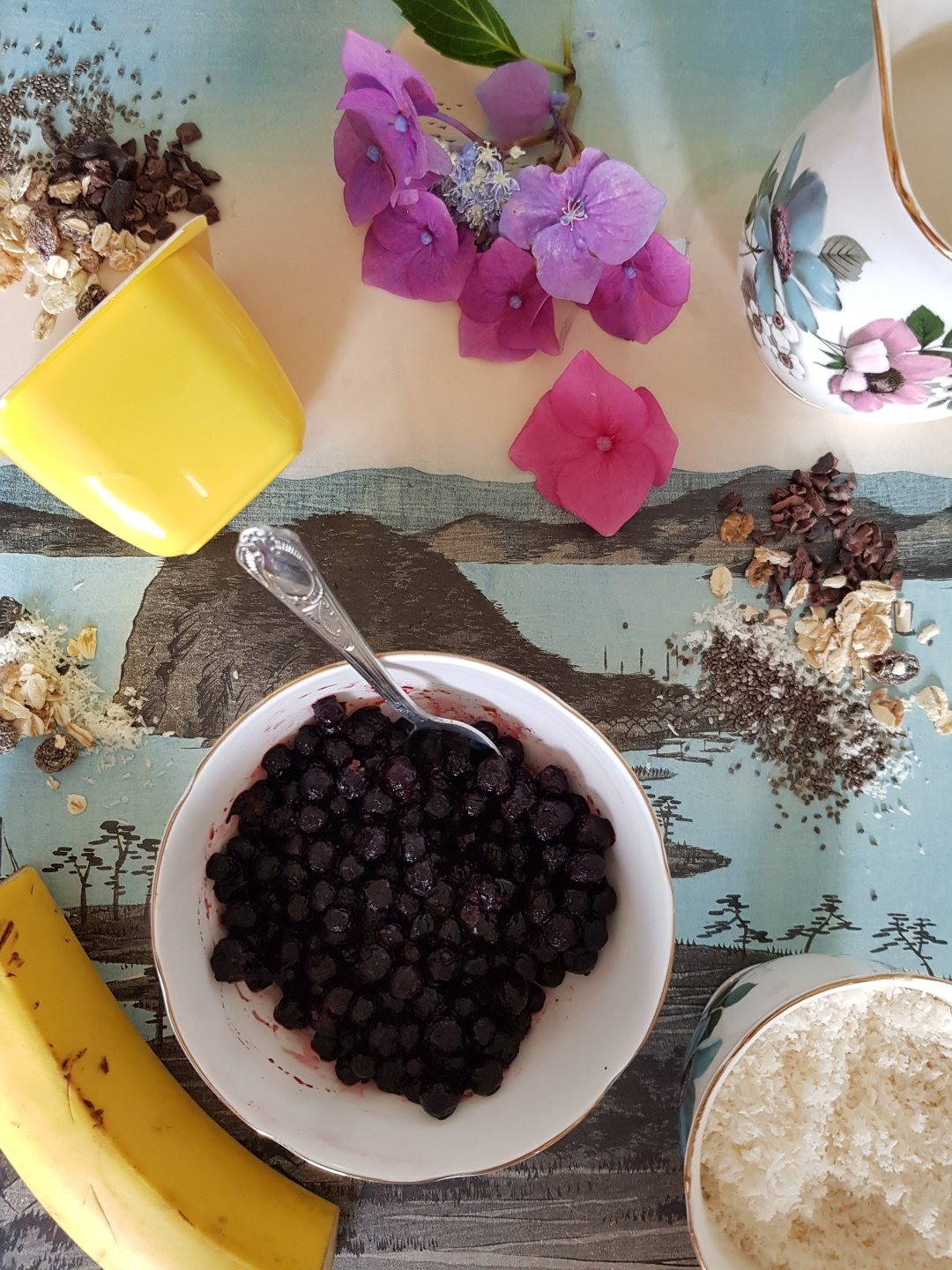 smoothie bowl recipe for summer