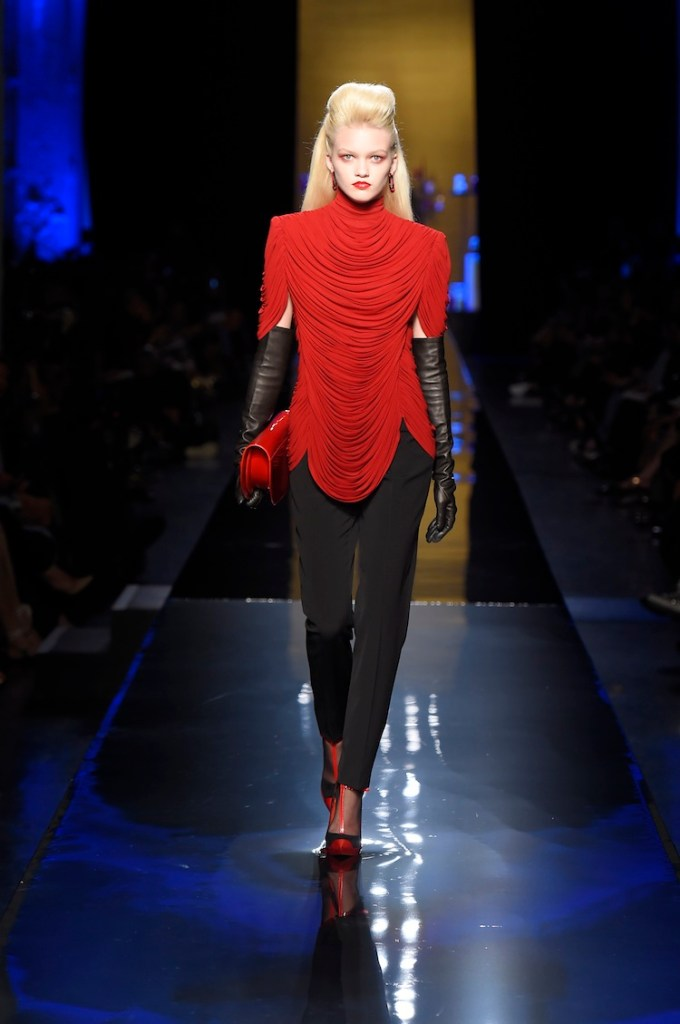 JEAN-PAUL GAULTIER Haute Couture Fall/Winter 2014