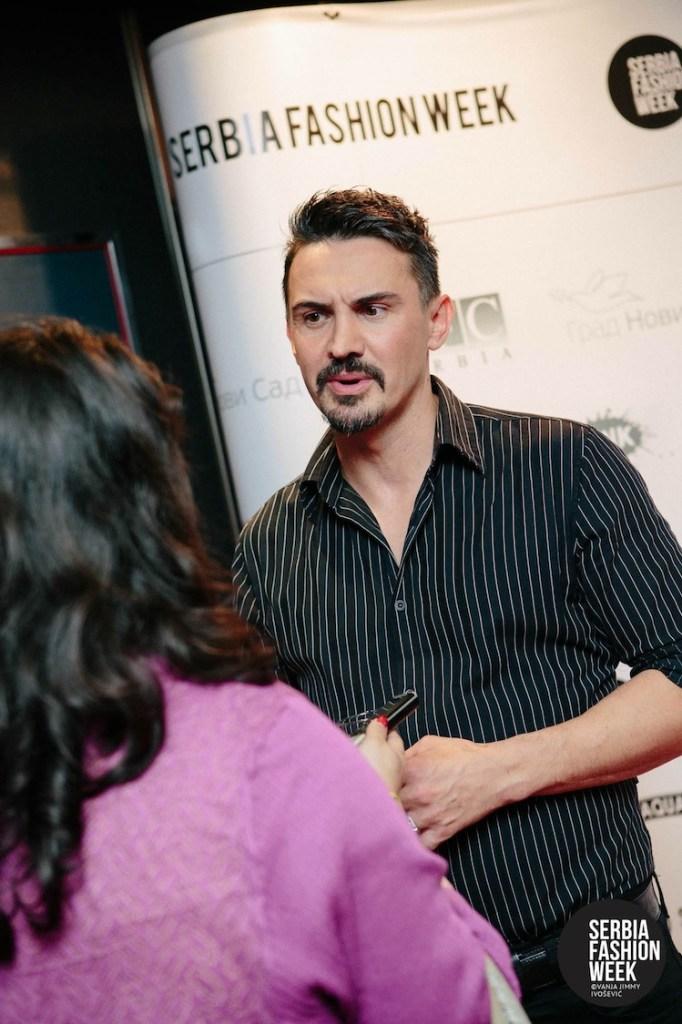 Designer Vassilije Kovacev