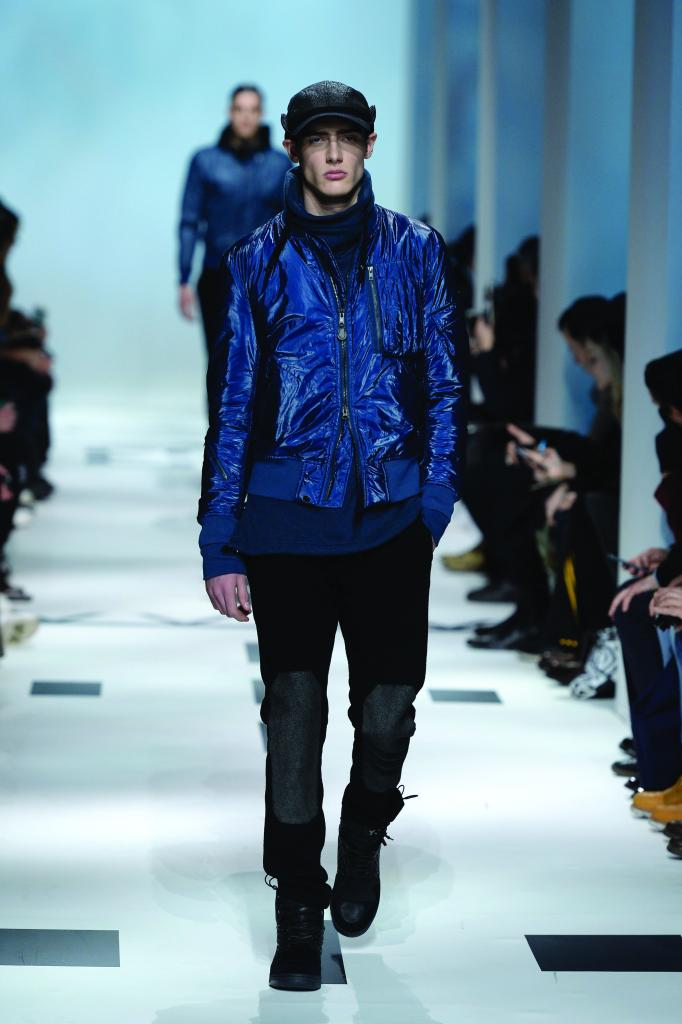 Y-3 : Runway - Paris Fashion Week - Menswear F/W 2015-2016