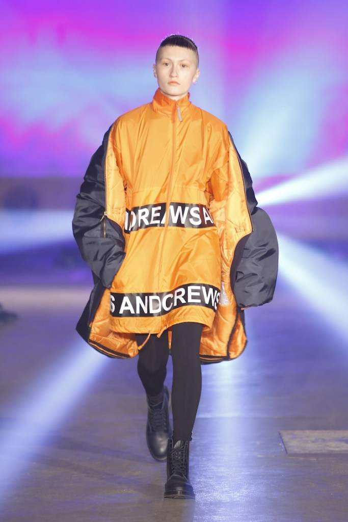 ANDREA CREWS Fall Winter 2015/16