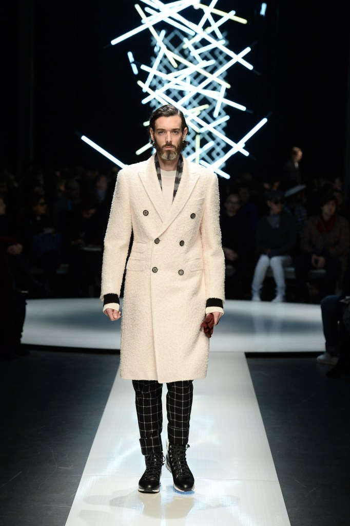 CANALI Fall/Winter 2015-2016