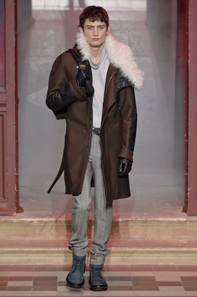LANVIN_menswear fall winter 2015-2016  Paris  january 2015