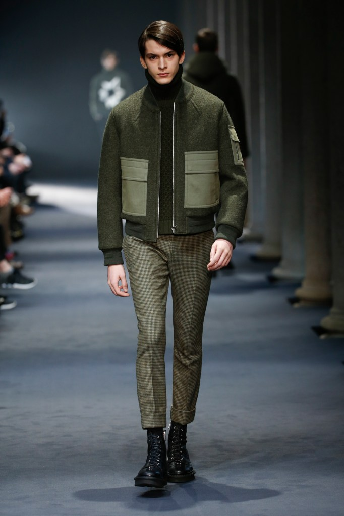 NEIL BARRETT Fall/Winter 2015-2016