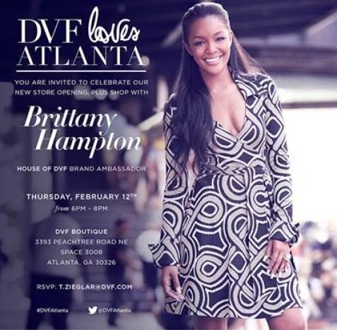 DVF - Opens in Atlanta