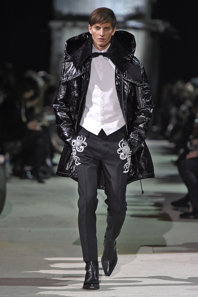 Dsquared2 Milan Menswear Fall Winter 2015 January 2015