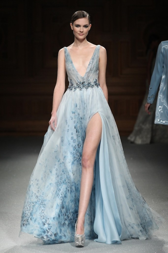 TONY WARD COUTURE Spring/Summer 2015