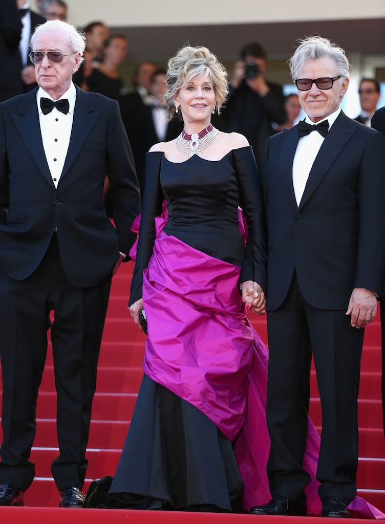 """attends the Premiere of """"Youth"""" during the 68th annual Cannes Film Festival on May 20, 2015 in Cannes, France."""