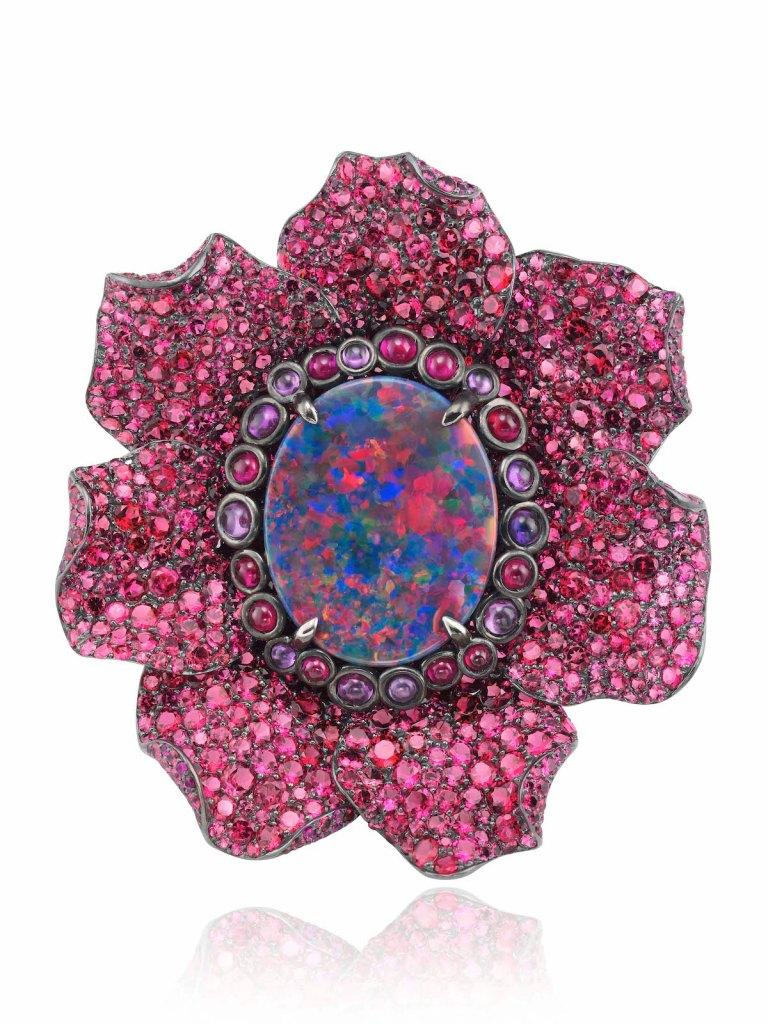829729-9001 Fleurs d'Opales Ring (1)