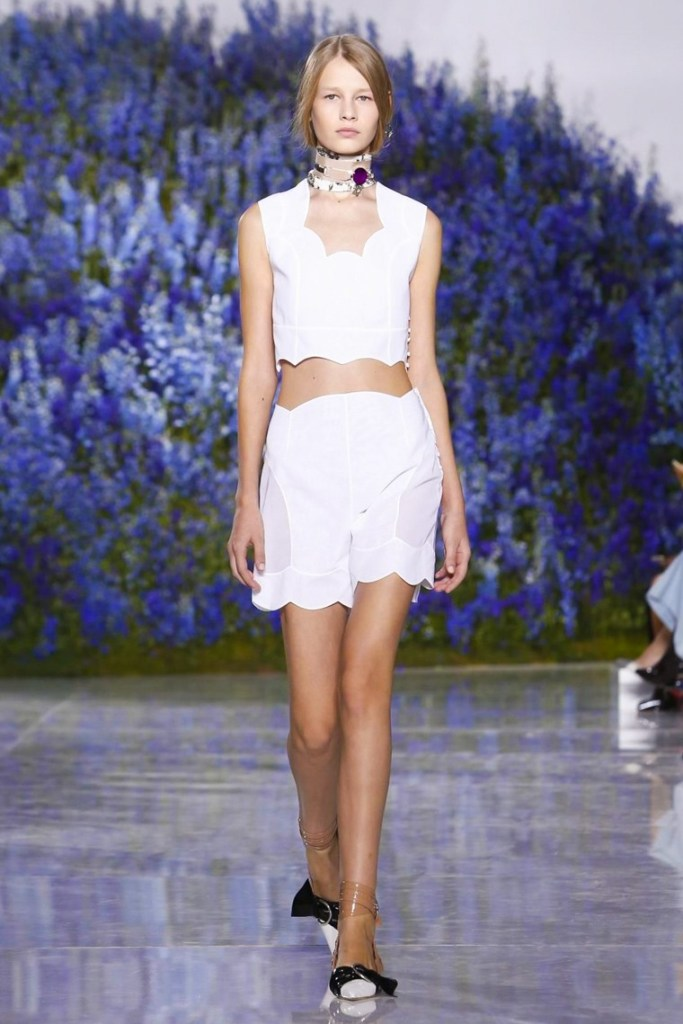 CHRISTIAN DIOR SPRING/SUMMER 2016