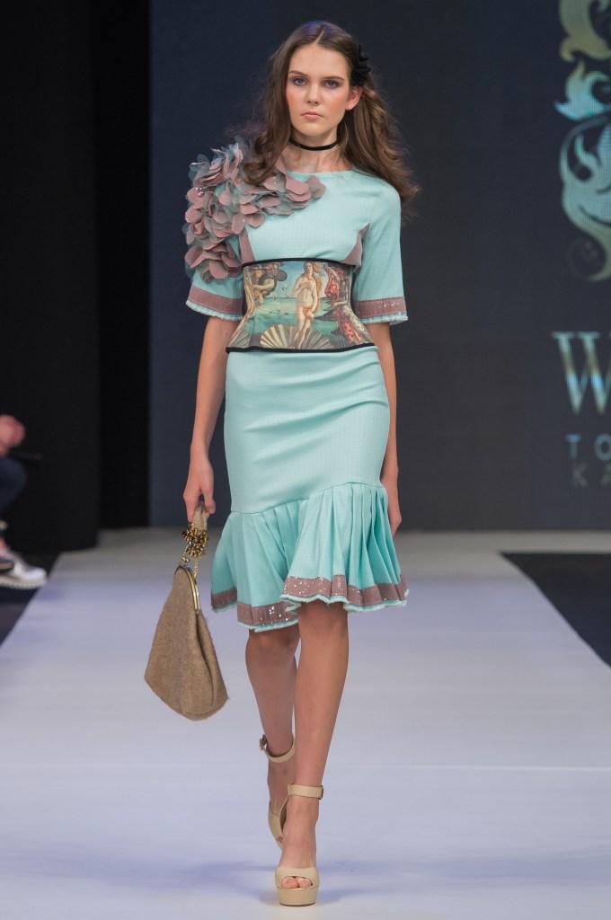 WALERIA TOKARZEWSKA-KARASZEWICZ SPRING/SUMMER 2016