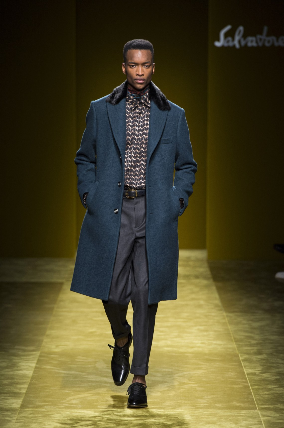 SALVATORE FERRAGAMO - Fall Winter 2016/17