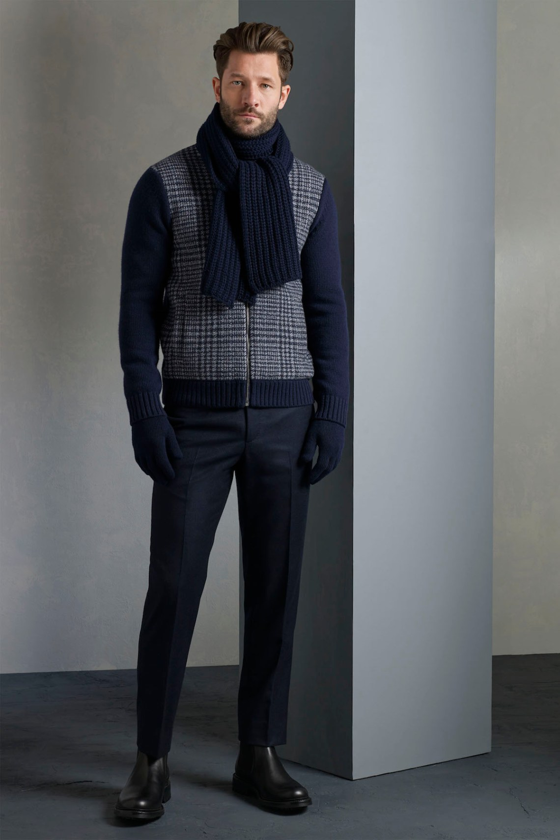 GIEVES & HAWKES - Fall Winter 2016/17