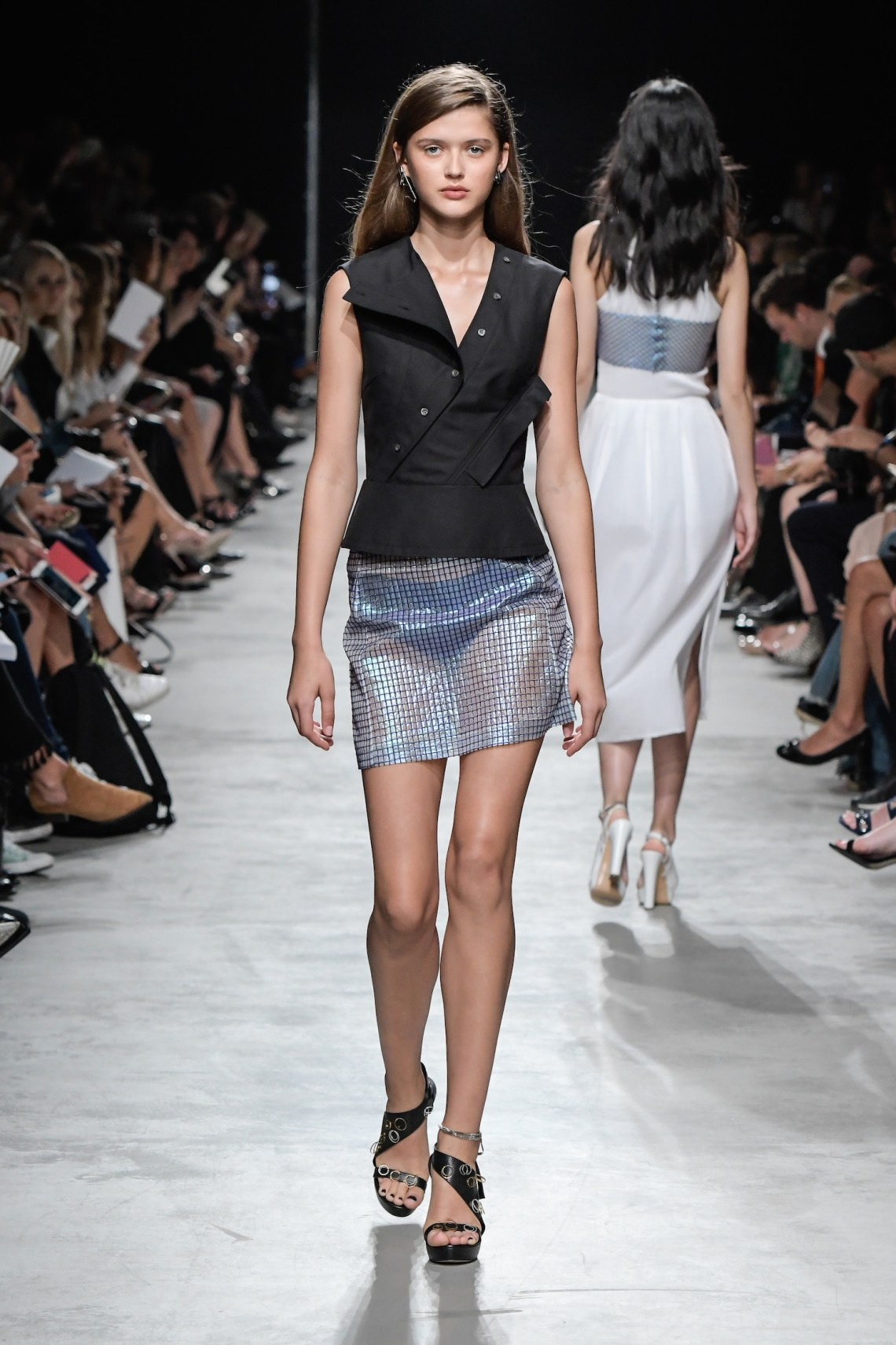 Pixelformula womenswear ready to wear prêt a porter summer 2017 Guy Laroche