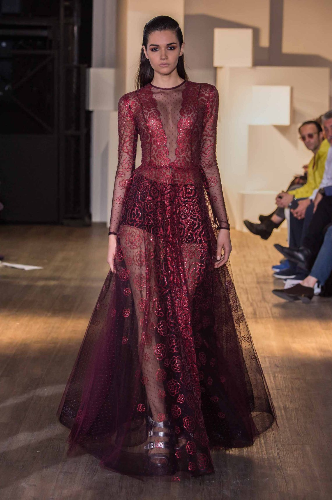 DANY ATRACHE COUTURE - Fall Winter 2016/17