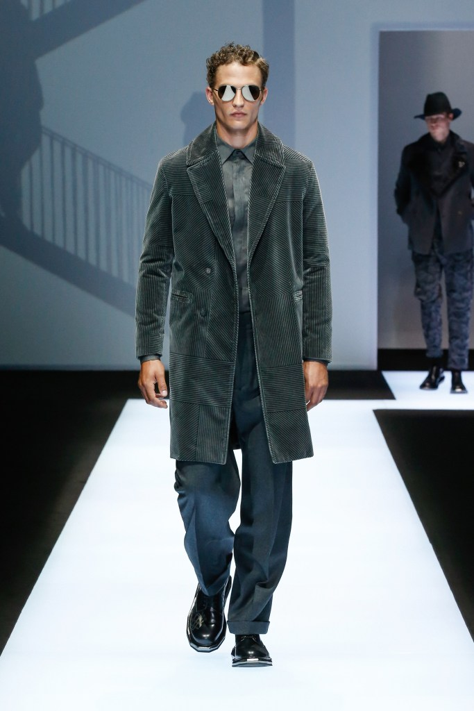 EMPORIO ARMANI AUTUMN/WINTER 2017-2018