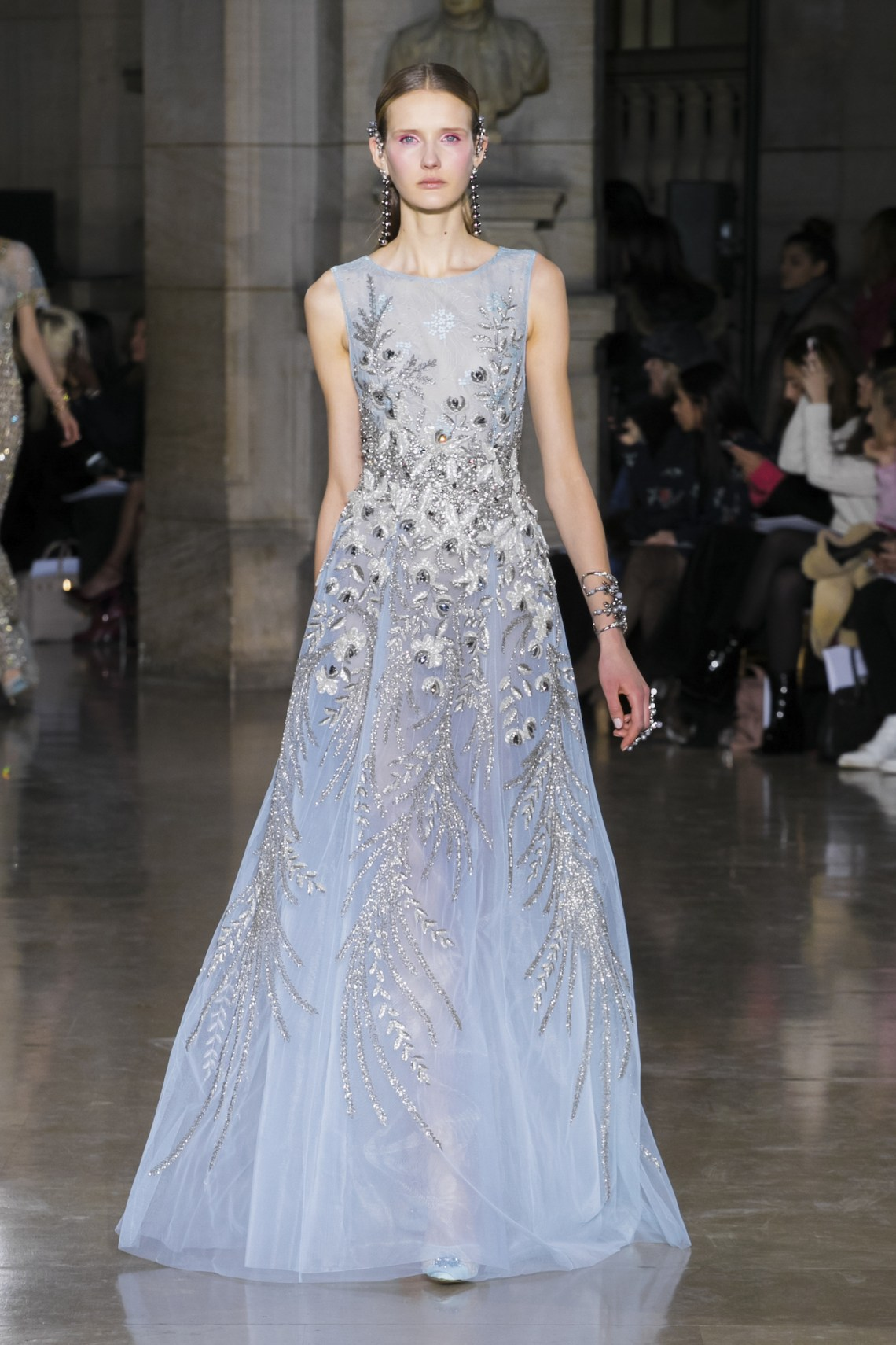 Georges hobeika haute couture spring summer 2017 for Summer haute couture
