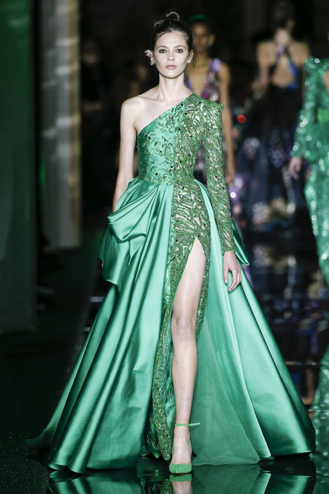 Zuhair murad couture spring summer 2017 fashion for Couture 2017