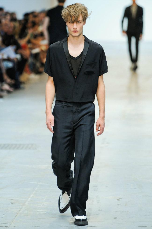 costumenational3 Costume National Homme Spring 2012 | Milan Fashion Week