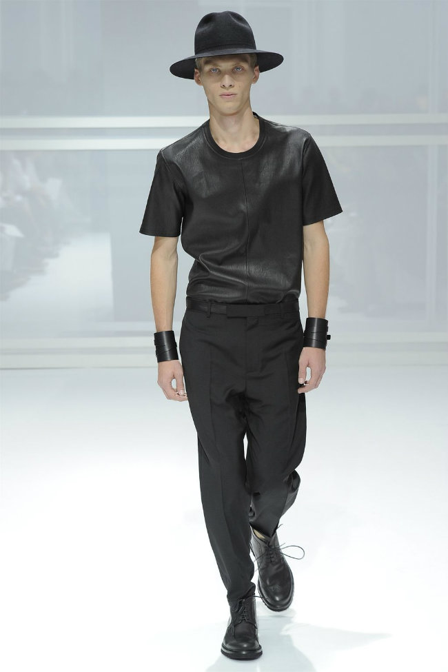 diorhomme4 Dior Homme Spring 2012 | Paris Fashion Week