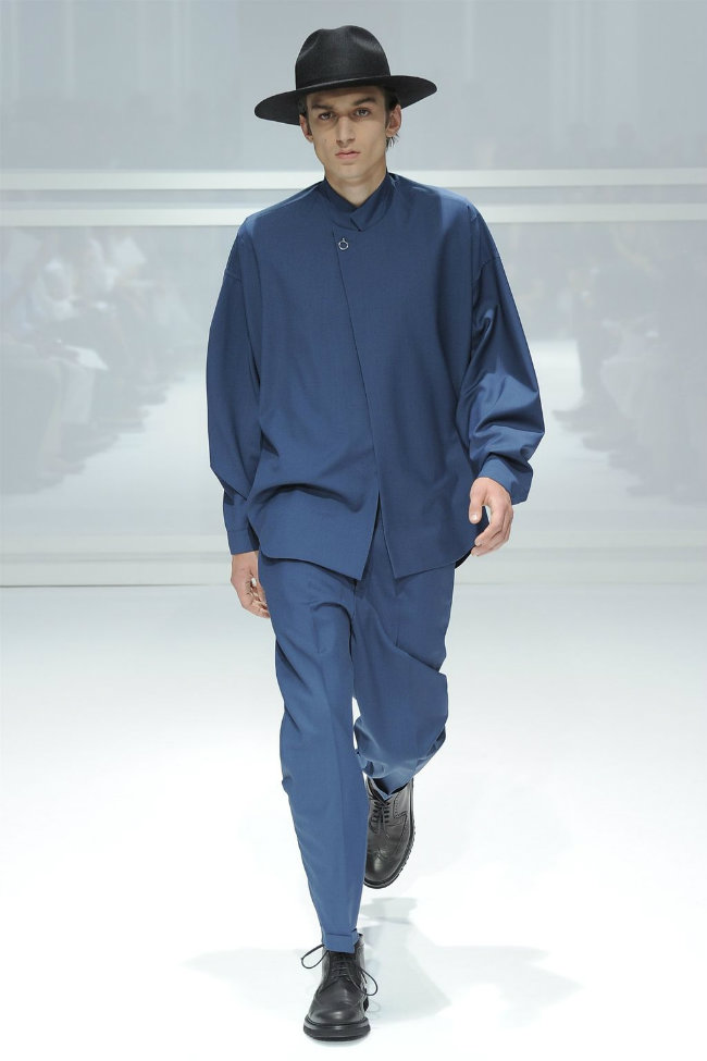 diorhomme5 Dior Homme Spring 2012 | Paris Fashion Week
