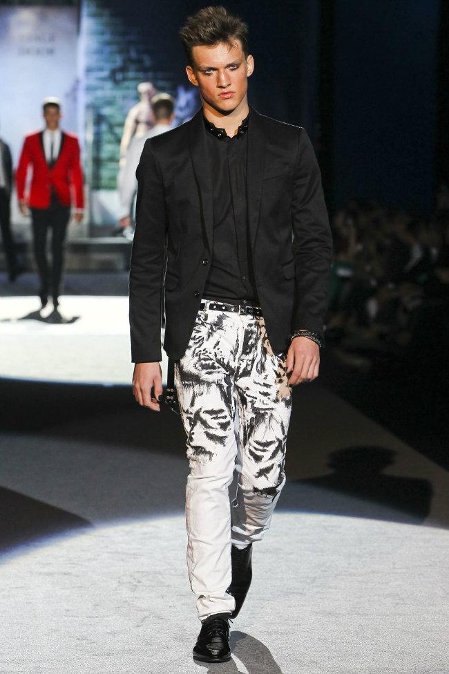 dsquared7 Dsquared² Spring 2012 | Milan Fashion Week