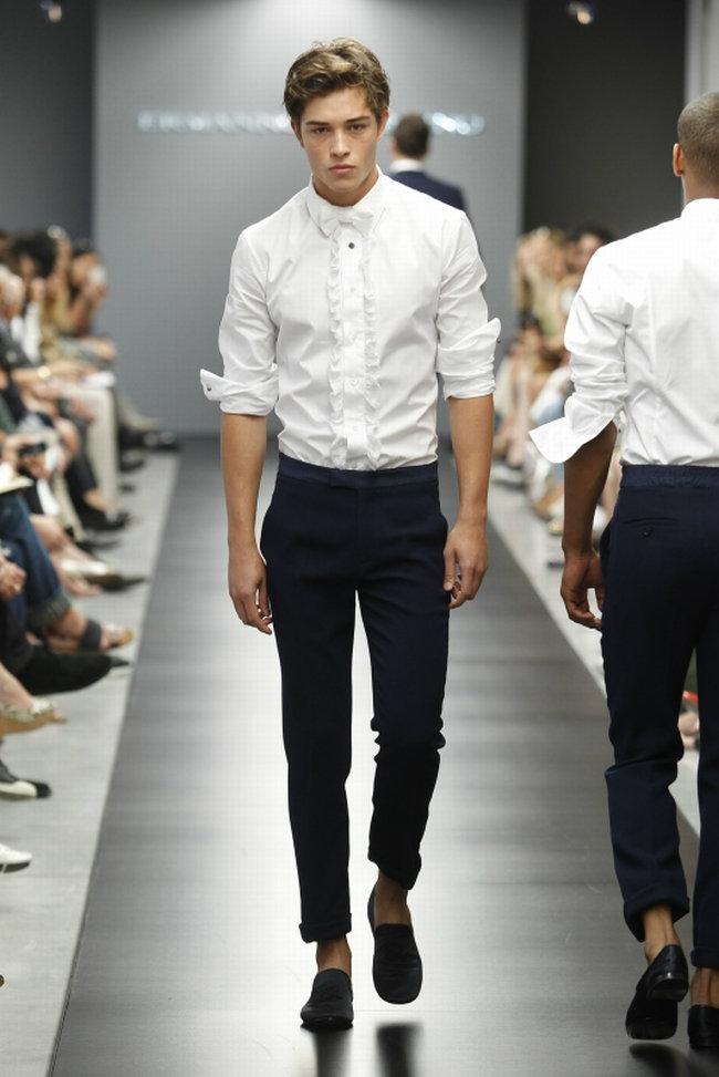 esspring1 Ermanno Scervino Spring 2012 | Milan Fashion Week