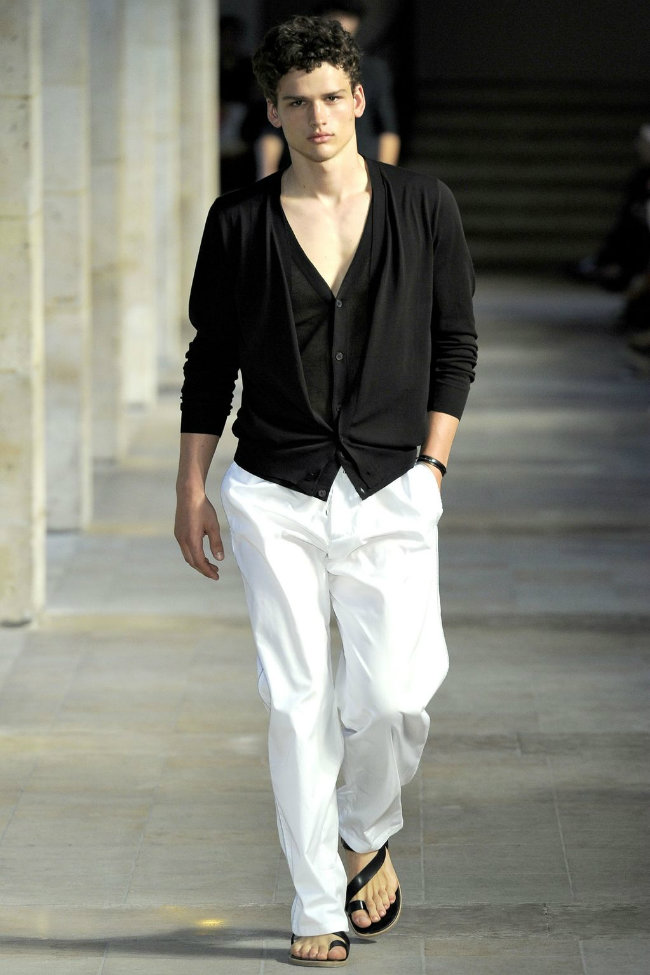 hermes5 Hermès Spring 2012 | Paris Fashion Week