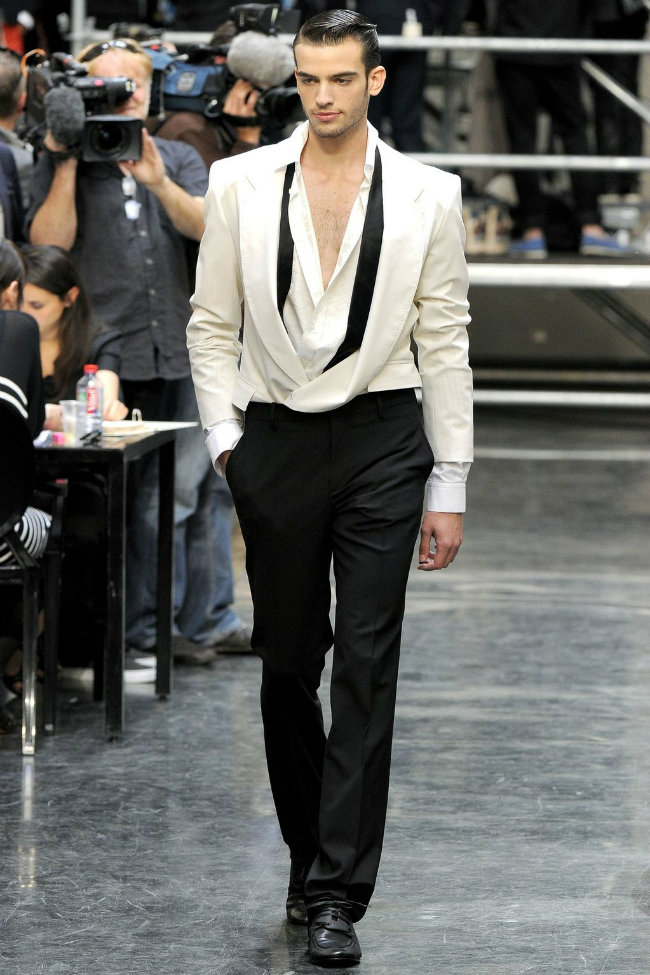 jpg18 Jean Paul Gaultier Spring 2012 | Paris Fashion Week