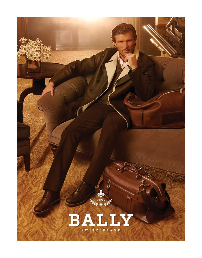 nicomalleville Nico Malleville by Steven Meisel for Bally Fall 2011 Campaign
