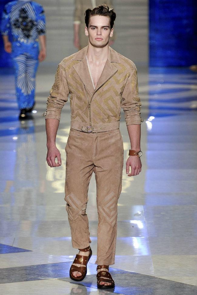 versace1 Versace Spring 2012 | Milan Fashion Week