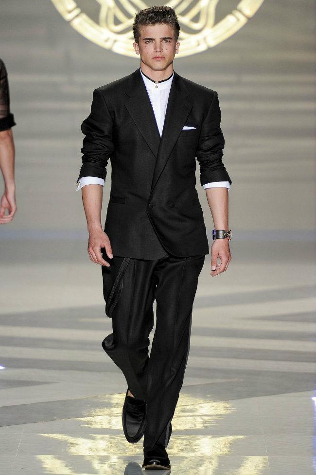 versace2 Versace Spring 2012 | Milan Fashion Week