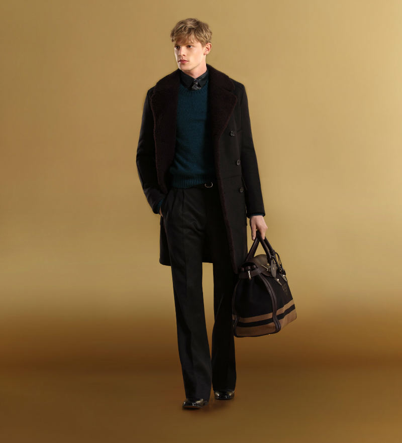 gucci12 Lenz Von Johnston for Gucci Fall 2011